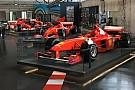 Формула 1 В Кельне открыли выставку машин Михаэля Шумахера
