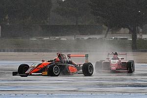 Formula 4 Gara Sotto al diluvio Vesti precede Fittipaldi in Gara 2 a Le Castellet