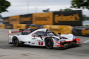 IMSA Breaking news Castroneves, Taylor say Acura can win 2018 IMSA title