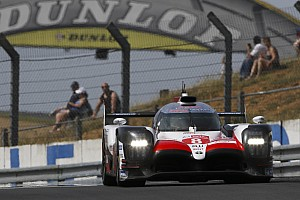 Le Mans Testing report Le Mans test day: Alonso stays on top in afternoon