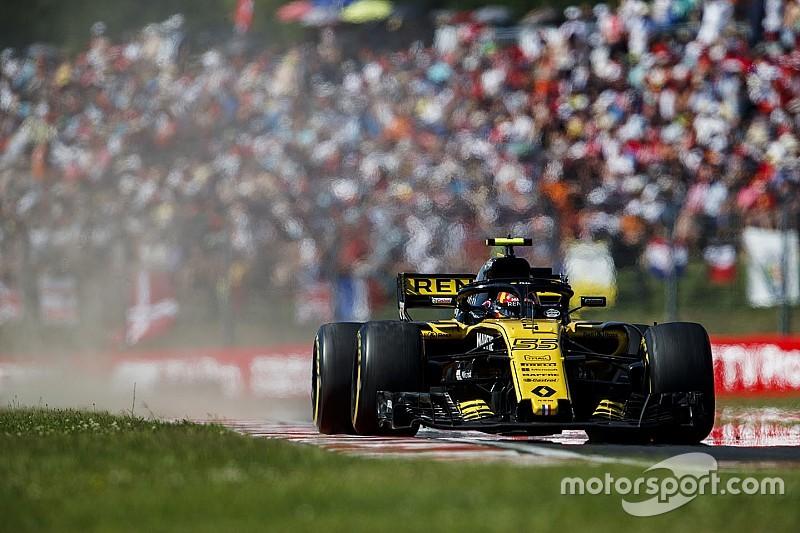 Sainz dice que su temporada no es reflejo de su progreso en Renault