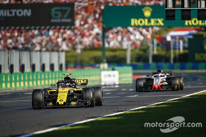 Renault : Changer radicalement les règles moteur n'est plus nécessaire