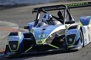 CIP Ultime notizie Di Canossa e Perlini insieme nel Campionato Italiano Sport Prototipi