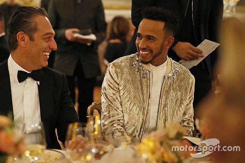 """Hamilton: """"Potrei continuare in F.1 sino al 2020"""""""