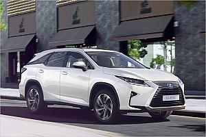 Automotive News Verlängerung: Der Lexus RX L