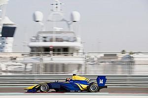 GP3 Crónica de test Kari volvió a ser el más rápido en las pruebas de la GP3