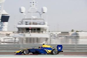 GP3 Crónica de test Kari volvió a ser el más rápido en el test de la GP3 en Abu Dhabi