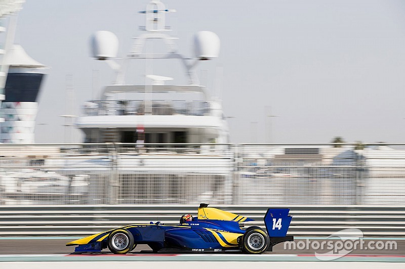 Kari topt ook tweede dag GP3-test Abu Dhabi