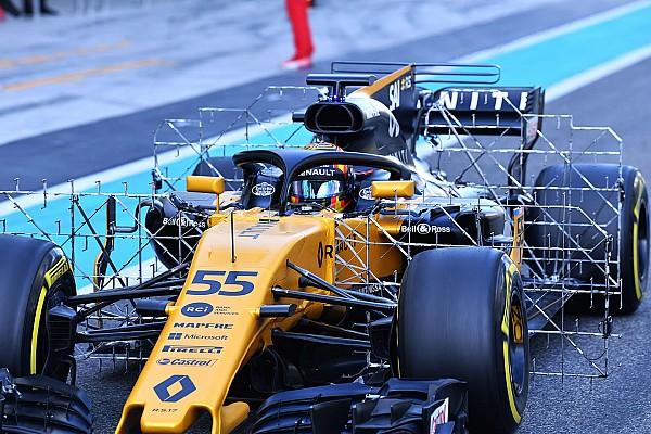 Формула 1 Технический фотоотчет: как команды изучали в Абу-Даби новые шины