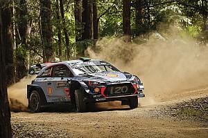 WRC Actualités Paddon et Sordo vont se partager la troisième Hyundai