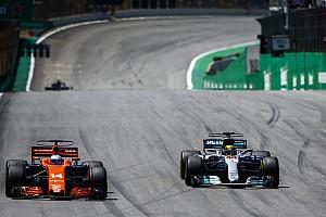 F1 Noticias de última hora Lewis Hamilton desea que McLaren resurja en 2018