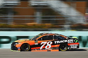 NASCAR Cup Trainingsbericht NASCAR-Finale in Homestead: Martin Truex Jr. am Samstag vorn