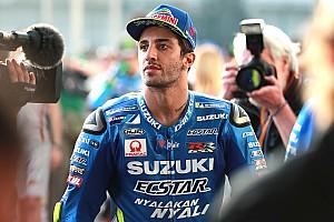 Jika kontrak berakhir, Iannone punya opsi selain Suzuki