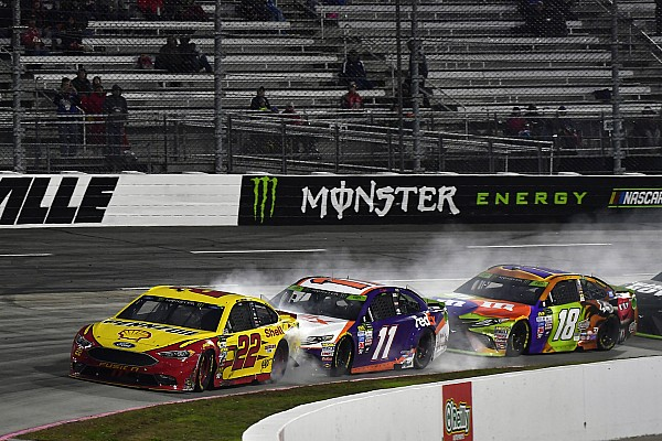 NASCAR Cup Logano's crew chief admits he made