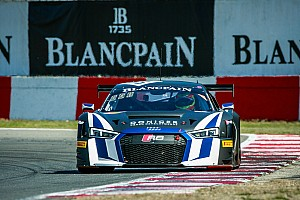 Blancpain Sprint Репортаж з гонки Blancpain Sprint у Зольдері: ван дер Лінде і Схотхорст виграли першу гонку сезону