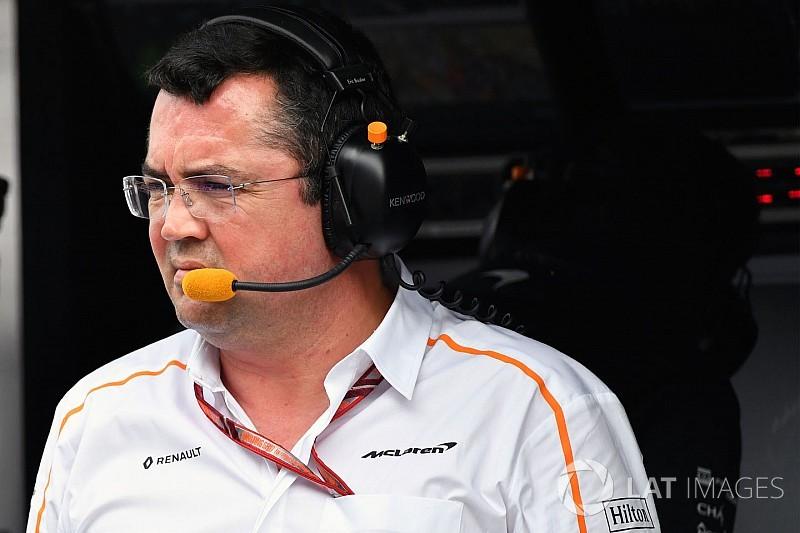 Бульє звільнений з посади гоночного директора McLaren