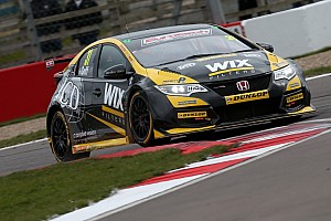 BTCC Qualifying report Brands Hatch BTCC: Goff takes pole after Cammish woe