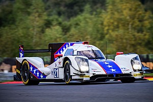 European Le Mans Race report Spa ELMS: Lapierre delivers pole for Dragonspeed