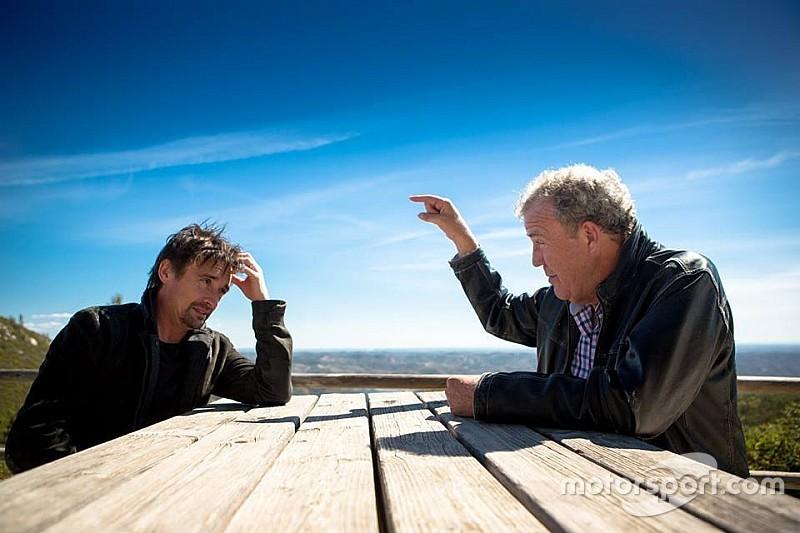 Heeft Jeremy Clarkson dé oplossing om de Formule 1 spannend te maken?