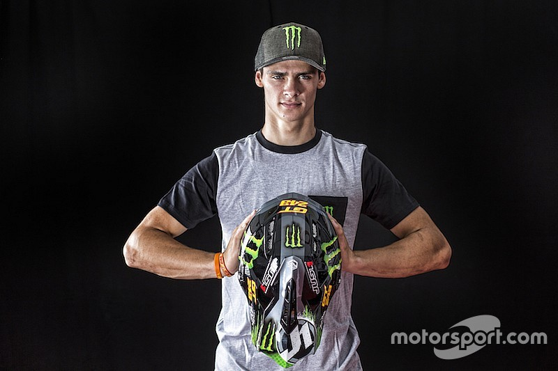 Tim Gajser entra a far parte della famiglia Monster Energy