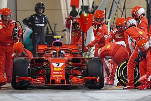 Fórmula 1 Análisis  Análisis técnico: cómo Ferrari alcanzó a Mercedes en Bahrein
