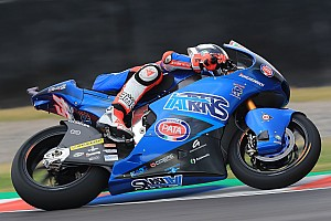 Moto2 Race report Argentina Moto2: Pasini holds off rivals to win