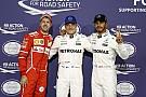 Grid start balapan GP Abu Dhabi 2017