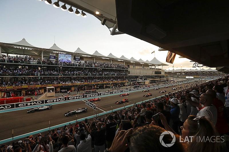 F1 considera início das provas às 15h10 para 2018