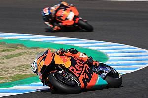 MotoGP Réactions Améliorer le grip arrière, un préalable au développement 2018 pour KTM