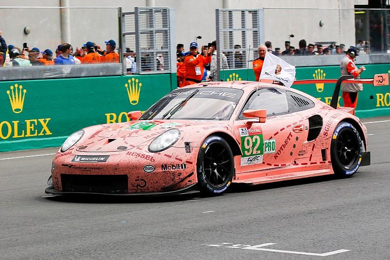 Schwein gehabt: Die Porsche-