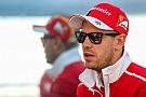 Fórmula 1 Vettel descarta vantagem da Ferrari com uso de pneus em 2018