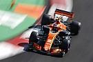 En México se expuso la lentitud de McLaren en rectas, dice Vandoorne