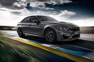 Automotive News Sondermodell BMW M3 CS