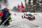 WRC Hyundai lidera el viernes en Suecia