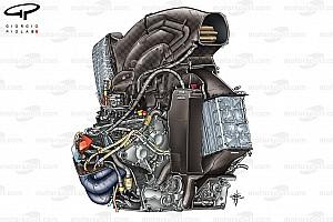 Ferrari: una decina di cavalli in più sul motore 1 che è stato omologato