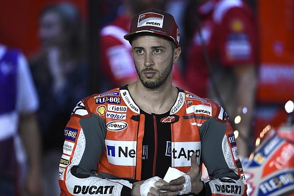 MotoGP Motorsport.com hírek Dovizioso tárgyal a Hondával és a Suzukival is