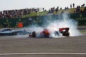 Formel 1 Reaktion Vettel verzeiht Verstappen Kollision: