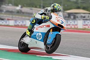 Moto2 Qualifiche Baldassarri è super e fa la pole a Jerez davanti a Marquez e Bagnaia