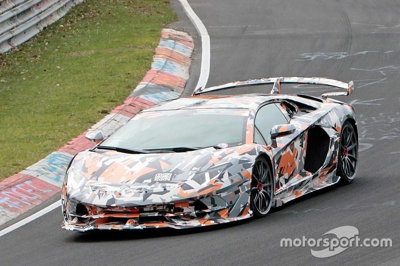 Gaat Lamborghini het Nordschleife-record verpulveren?