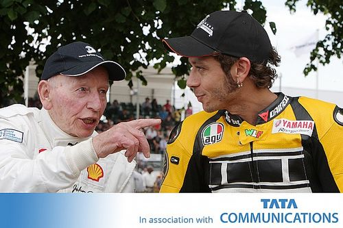 Will any MotoGP rider ever emulate John Surtees?