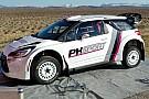 Loeb si allena su sterrato con una DS3 WRC in vista del Rally del Messico