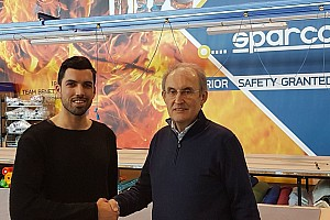 CIR Ultime notizie Alla conquista del CIR: Orange1 Racing e Sparco uniscono le forze