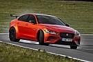 Automotive Jaguar XE SV Project 8 jadi sedan tercepat di Nurburgring