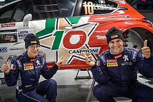 Rally Ultime notizie Andreucci: