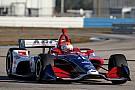 Nuevo auto de IndyCar