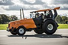 Automotive Top Gear's The Stig sets world record for fastest tractor