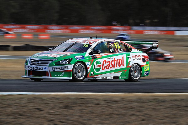Supercars Practice report Ipswich Supercars: Jacobson tops co-driver practice