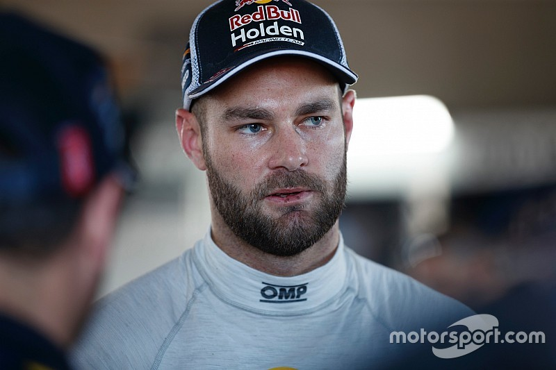Van Gisbergen hits out at
