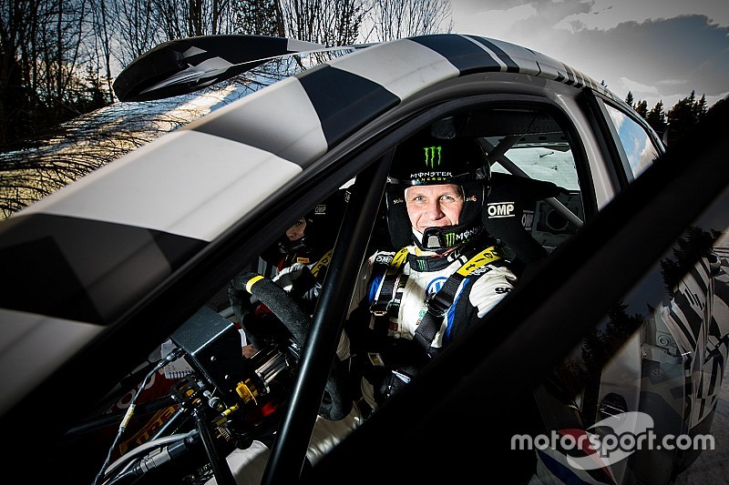 Solberg listo para regresar al WRC a los mandos de un Volkswagen Polo R5