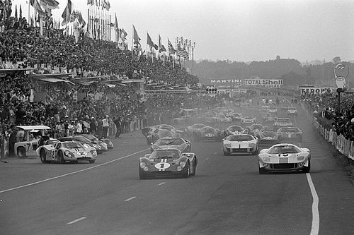 Ford v Ferrari: Why there needs to be a Le Mans 1966 sequel